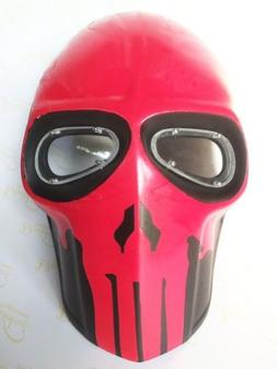New The Punisher Paintball Airsoft BB Gun Mask Army PROTECTI