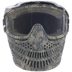 JT Raptor Paintball Goggle, Camo