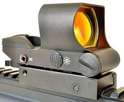 Ozark Armament Reflex Sight - Rail Mount Co-Witness with Lar
