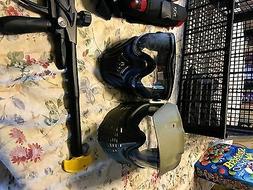 selling spyder vs3 paintball gun  2 mask 2 hoppers 2 c02s 2