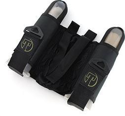 Tippmann Sport Series 2+1 Harness, Black w/140 Round Tippman