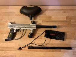 Silver Tippmann 98 Custom Paintball Marker Gun Just Serviced