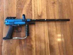 Spyder Sonix Semi Auto Cal 0.68 Paintball Gun w/Java Loader