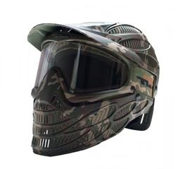 JT Spectra Flex 8 Thermal Full Coverage Goggles, Camo, Clear