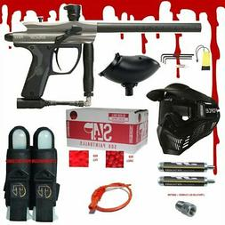 Spyder Fenix .68 CAL Paintball Gun Kit - S4P READY PLAY PACK