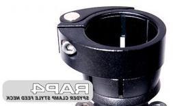 Spyder MR1 MR2 MR3 Paintball Gun Clamp Style Feed Neck - pai