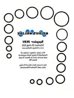 Spyder MR1 Paintball Marker O-ring Oring Kit x 2 rebuilds /