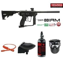 Spyder MR100 Pro 1 Star Nitro Paintball Gun Package