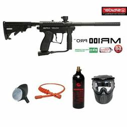 Kingman Spyder MR100 Bronze Paintball Gun Package - Diamond
