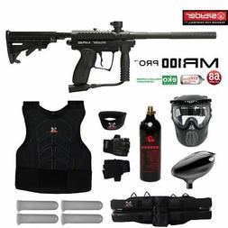MAddog Spyder MR100 Pro Starter Protective CO2 Paintball Gun