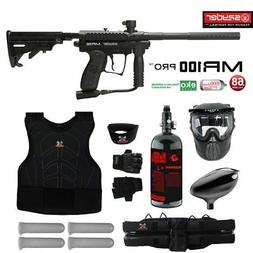 MAddog Spyder MR100 Pro Starter Protective HPA Paintball Gun