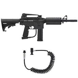 Spyder MR6 Paintball Marker Gun Magazine Fed Remote Combo