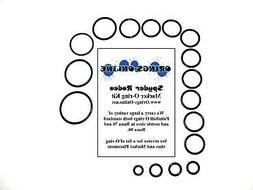 Spyder Rodeo Paintball Marker O-ring Oring Kit x 4 rebuilds