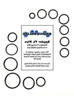 Spyder TL Plus Paintball Marker O-ring Oring Kit x 2 rebuild