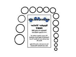 Spyder Victor 2007 Paintball Marker O-ring Oring Kit x 2 reb
