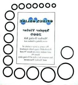 Spyder Victor 2009 Paintball Marker O-ring Oring Kit x 2 reb