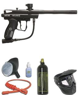 Kingman Spyder Victor Bronze Paintball Gun Package - Diamond