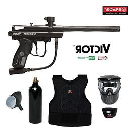 Spyder Victor Paintball Gun Protective Package - Black