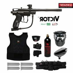Kingman Spyder Victor Starter Protective CO2 Paintball Gun P