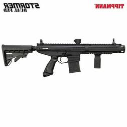 Tippmann Stormer Elite Dual Fed Paintball Gun Mechanical Mar