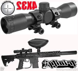 Trinity Scope for Paintball tactical paintball markers