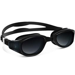 OutdoorMaster Swimming Goggles - Wide View Swim Goggles Inte
