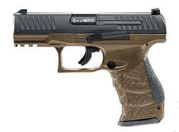 T4E Umarex .43cal Walther PPQ Paintball Pistol BLACK semi au