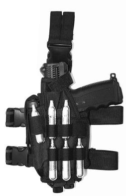 Tactical Adjustable Leg Holster for First Strike Compact