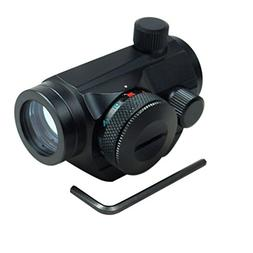 IRON JIA'S Hot Tactical Holographic Red Green Dot Sight Scop