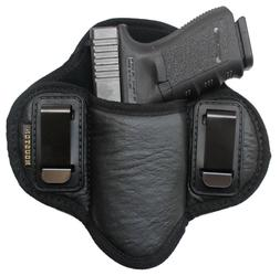 Tactical Pancake Concealed Carry IWB Gun Holster Houston Lea