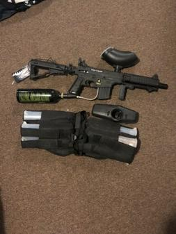 Tippman Project Salvo Paintball Gun