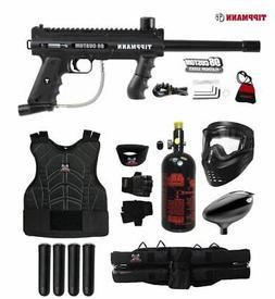 Tippmann 98 Custom Starter Protective HPA Paintball Gun Pack
