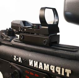 Tippmann A5 reflex sight with cover, Tippmann a5 accessories