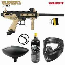 Maddog Tippmann Cronus Basic Bronze CO2 Paintball Gun Starte