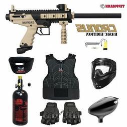 MAddog Tippmann Cronus Beginner Protective HPA Paintball Gun