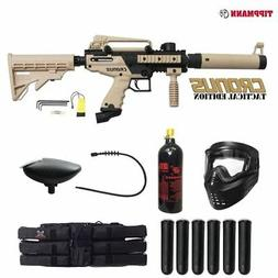 MAddog Tippmann Cronus Basic Titanium Paintball Gun Package