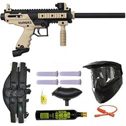Tippmann Cronus Paintball Gun 3Skull 4+1 9oz Mega Set