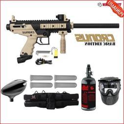 MAddog Tippmann Cronus Starter HPA Paintball Gun Package - B