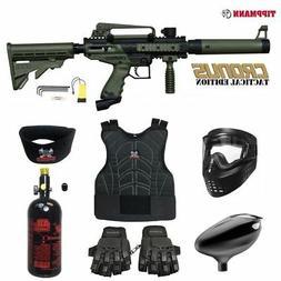 MAddog Tippmann Cronus Tactical Beginner Protective HPA Pain
