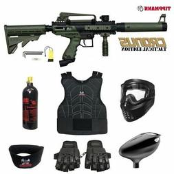 Tippmann Cronus Tactical Beginner Protective CO2 Paintball G