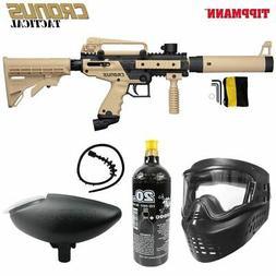 Maddog Tippmann Cronus Tactical Bronze CO2 Paintball Gun Sta