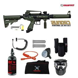 MAddog Tippmann Cronus Tactical Private HPA Paintball Gun Pa