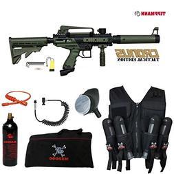 MAddog Tippmann Cronus Tactical Lieutenant Sport Vest Paintb