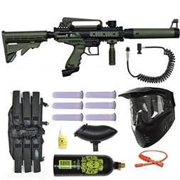 Tippmann Cronus Tactical Paintball Gun 3Skull Remote Mega Se