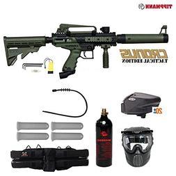 MAddog Tippmann Cronus Tactical Paintball Gold Paintball Gun
