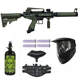 Tippmann Cronus Tactical Paintball Gun 3Skull 4+1 N2 Mega Se