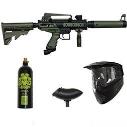 Tippmann Cronus Tactical Paintball Gun 3Skull Package Set -