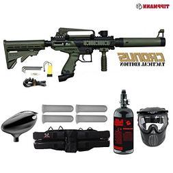MAddog Tippmann Cronus Tactical Starter HPA Paintball Gun Pa