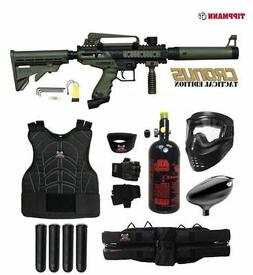 MAddog Tippmann Cronus Tactical Starter Protective HPA Paint