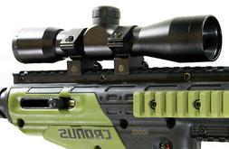 Tippmann Cronus upgrades black sight Trinity paintball acces